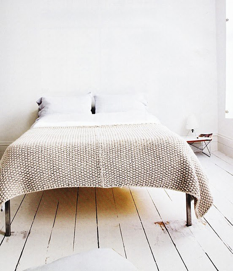 And I pretty much LOVE everything on this blog... follow studio... like this bedroom
